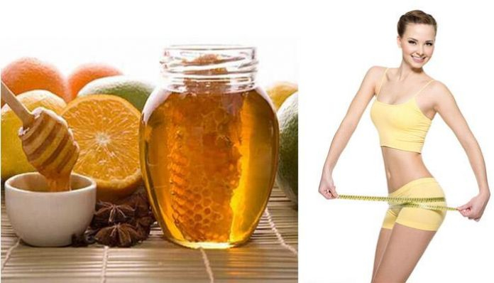 Nước detox chanh và mật ong giúp giảm cân ngày Tết hiệu quả