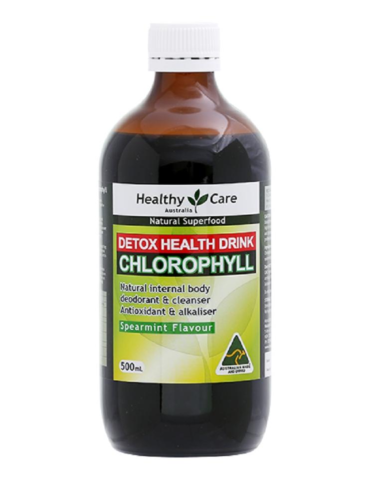 Nước diệp lục Healthy Care Chlorophyll