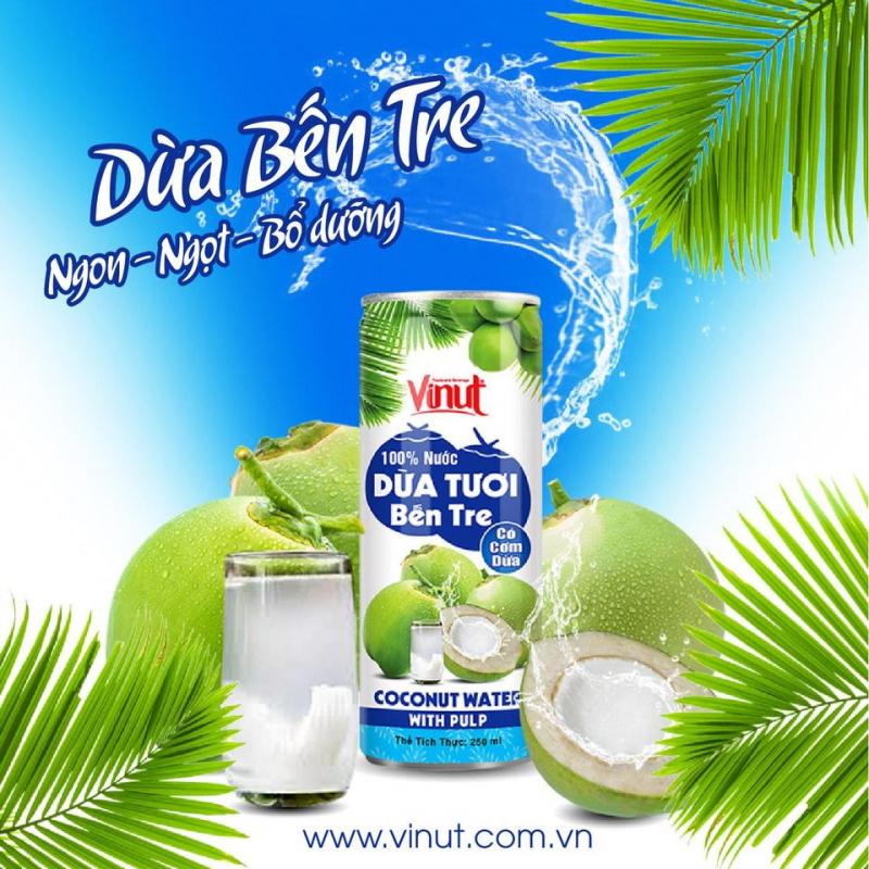 Nước dừa VINUT