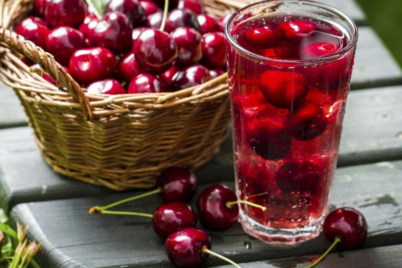 Nước ép cherry (anh đào)