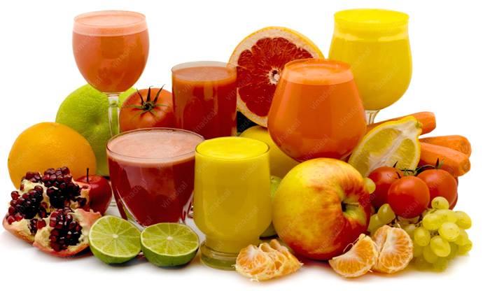 Nước ép hoa quả