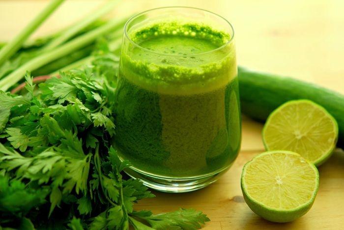 Để có làn da trẻ đẹp hãy uống nước ép rau xanh mỗi sáng thức dậy