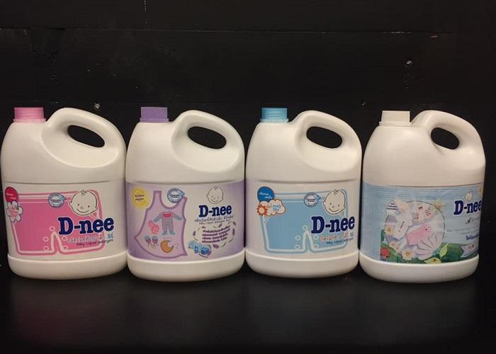 Top 9 thương hiệu nước giặt cho bé tốt nhất hiện nay