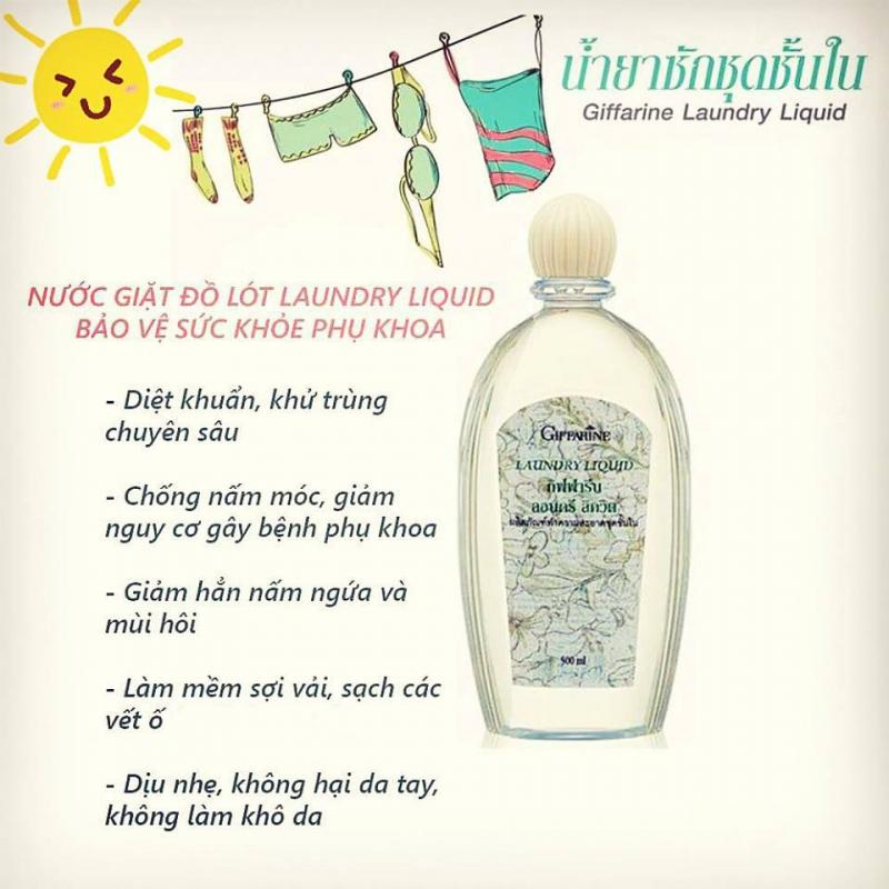 Nước giặt đồ lót Laundry Liquid