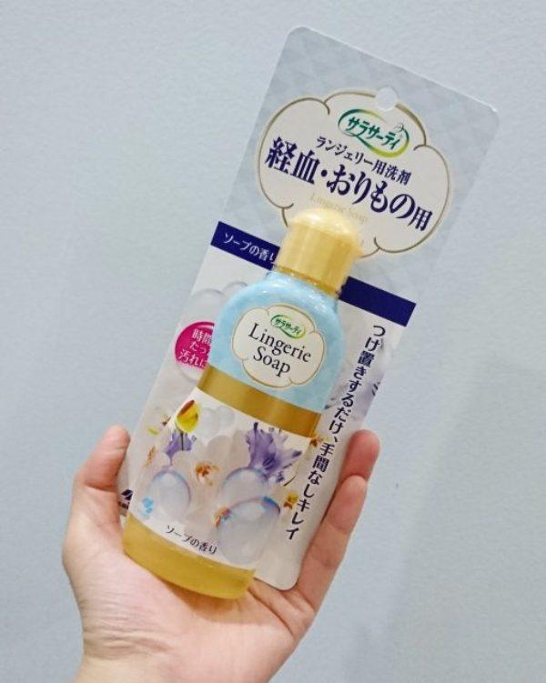 Nước giặt quần lót của Nhật Lingerie Soap