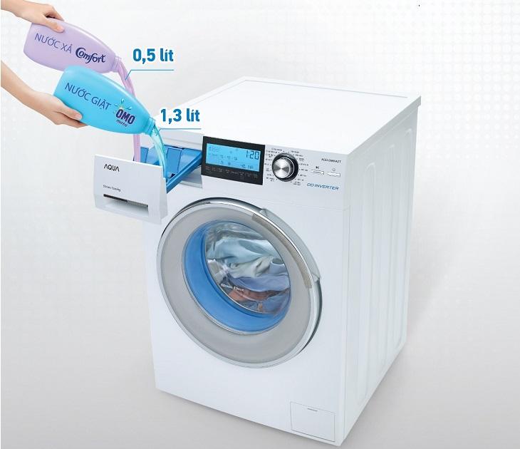 Top 8 nước giặt tốt nhất dùng cho máy giặt
