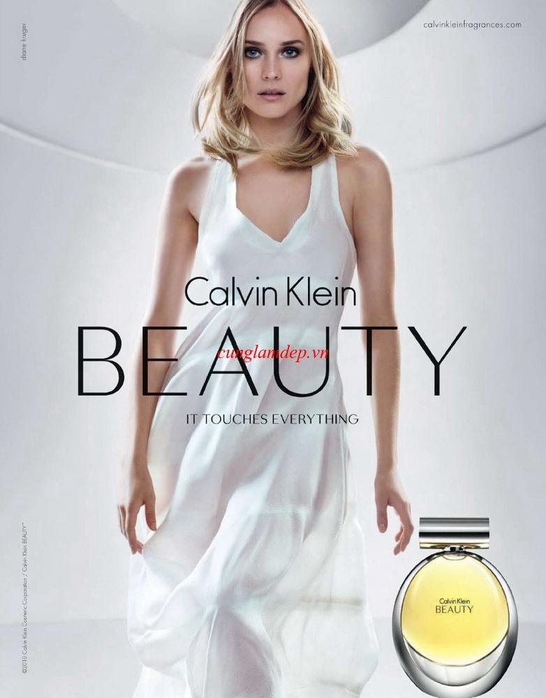 Nước hoa Calvin Klein một mùi hương mang phong vị đặc trưng cá biệt và lôi cuốn cho phái nữ