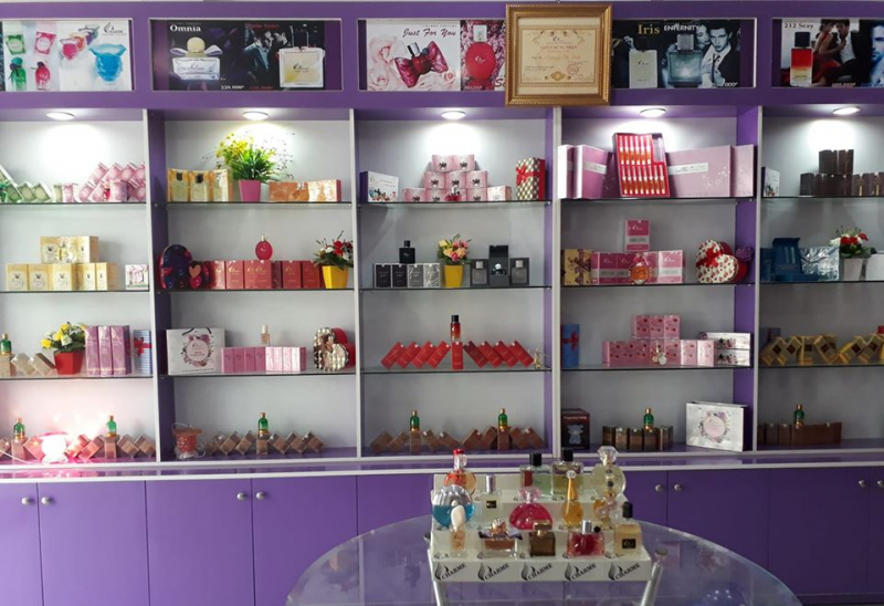 Cửa hàng nước hoa Nguyễn Thị Bích