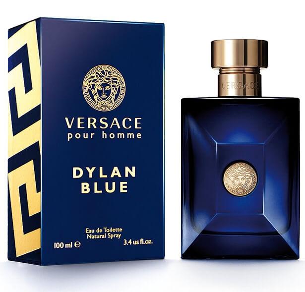 Nước hoa Dylan Blue của Versace