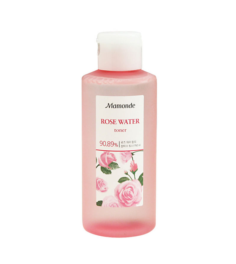 Nước Hoa Hồng Cung Cấp Độ Ẩm Mamonde Rose Water Toner