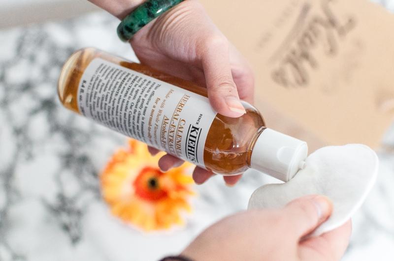 Nước hoa hồng Kiehl's Calendula Herbal Extract Toner:
