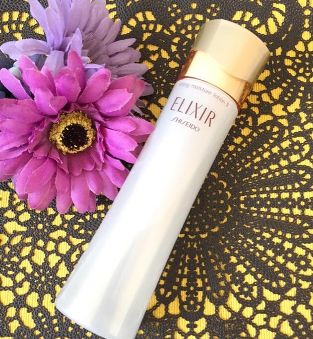 Nước hoa hồng Shiseido Elixir Lifting Moisture Lotion
