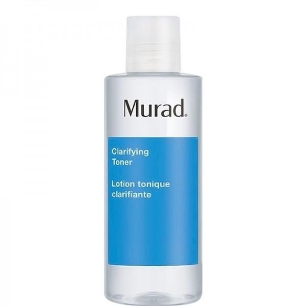 Nước hoa hồng tinh khiết dành cho da mụn Murad Murad clarifying toner lotion tonique clarifiante