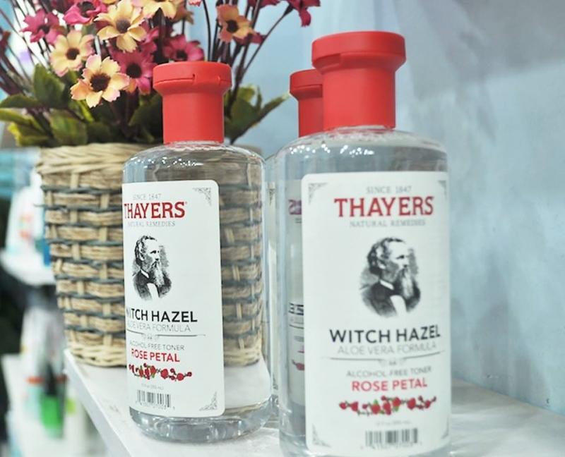 Nước hoa hồng Toner Thayers