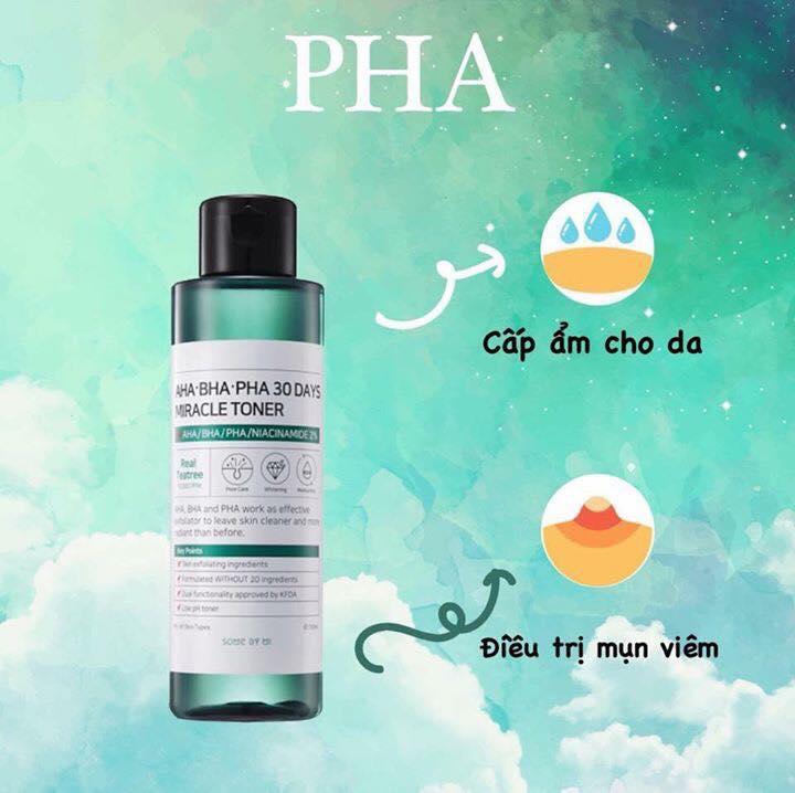 Nước hoa hồng Some By Mi AHA-BHA-PHA 30 Days Miracle Toner