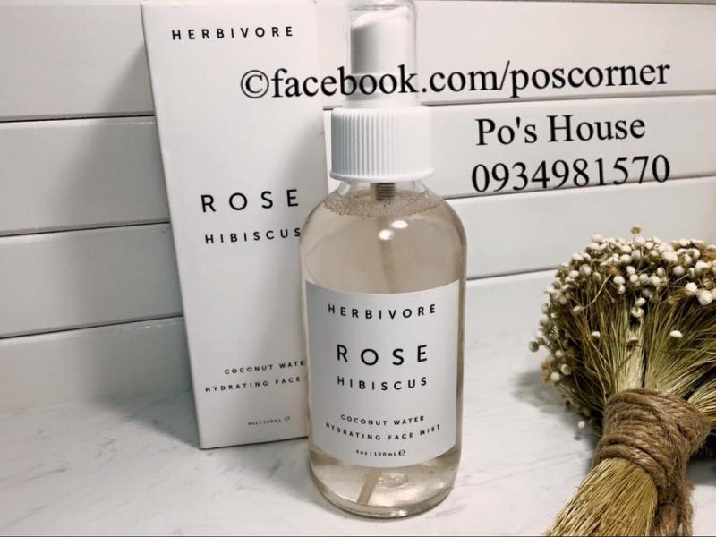 Nước hoa xách tay Po's house