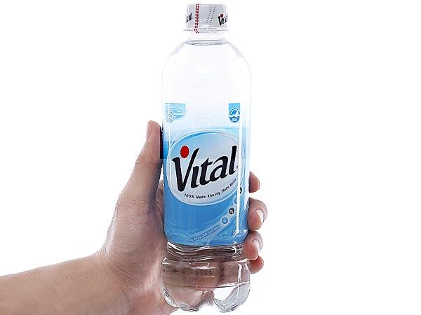 Nước khoáng Vital