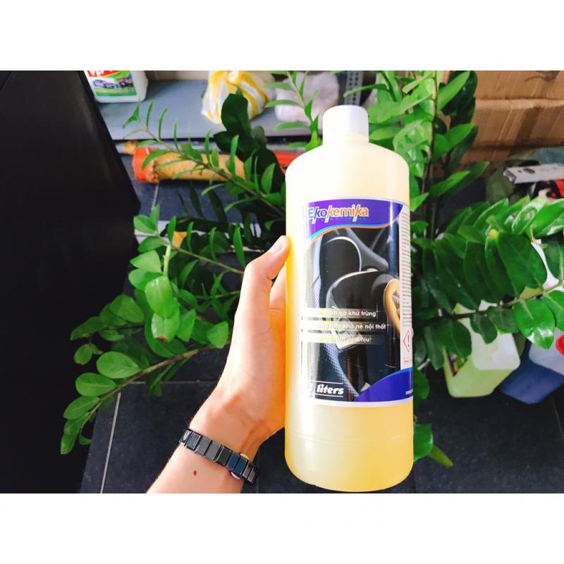 Dung dịch vệ sinh nội thất ô tô Texil