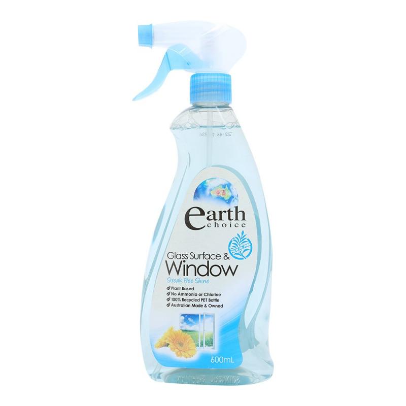 Nước lau kính cao cấp Earth Choice