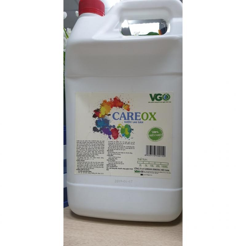 Nước lau sàn nhà Careox