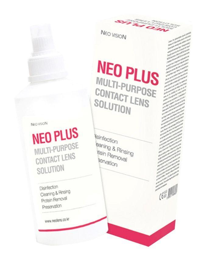 Nước gâm kính áp tròng NEO-PLUS