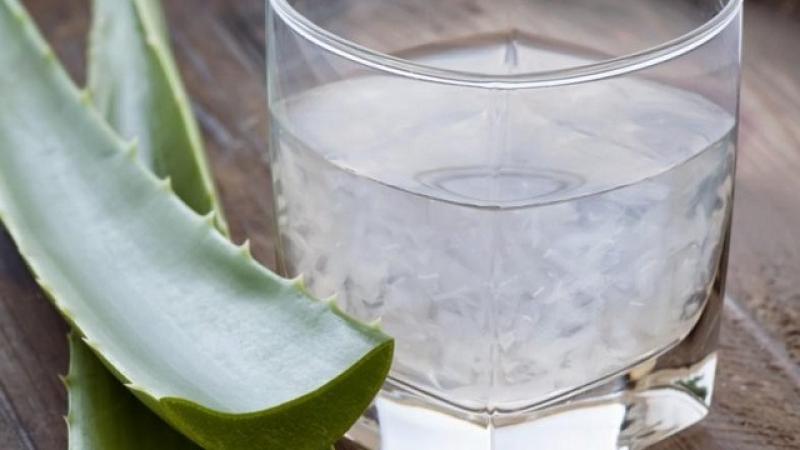Nước nha đam đường phèn có tính mát và thanh nhiệt cơ thể