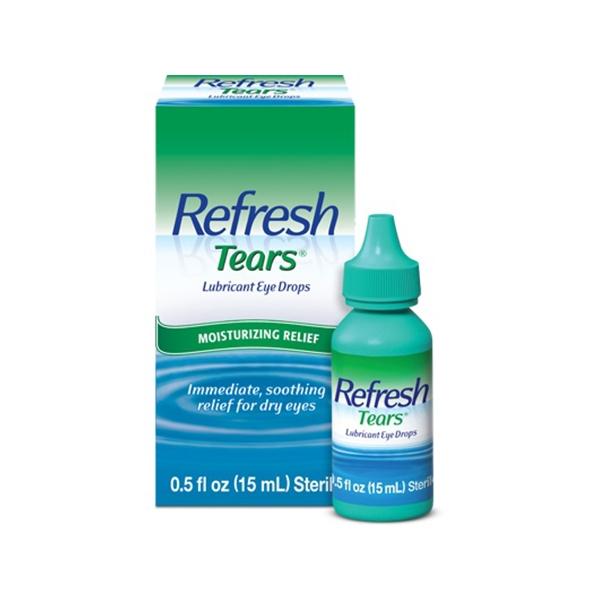 Nước nhỏ mắt Refresh Tears Lubricant Eye Drops
