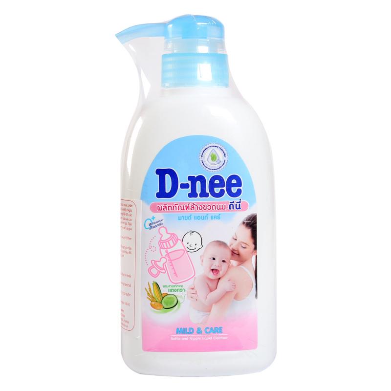 Nước rửa bình sữa Dnee 500ml: