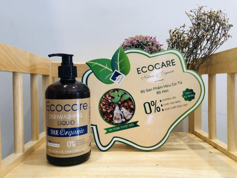 Nước rửa chén hữu cơ Ecocare