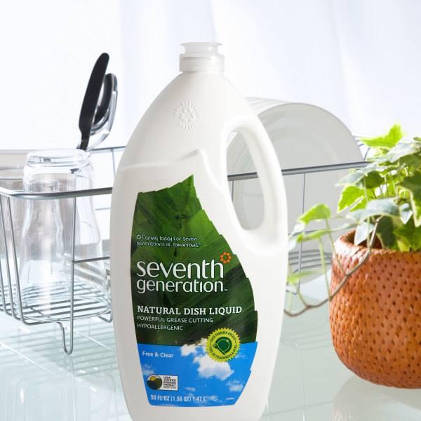 Nước rửa chén hữu cơ Seventh Generation