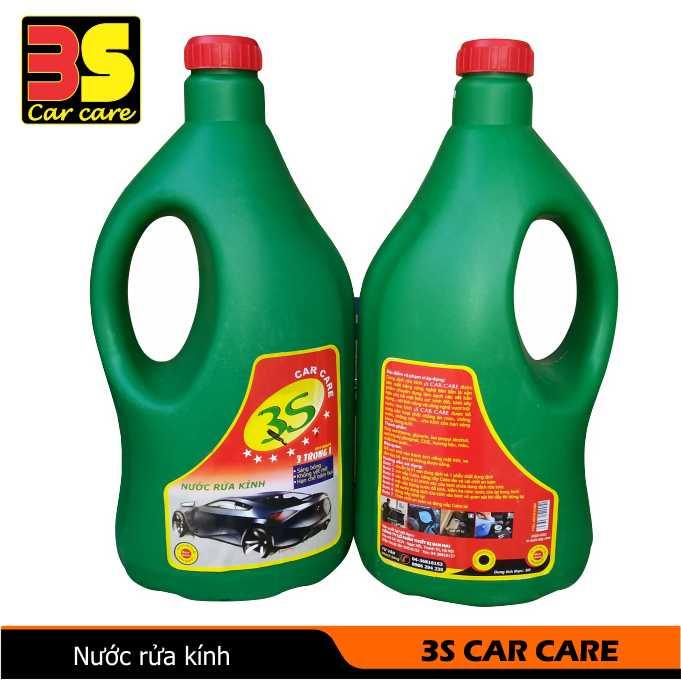 Nước rửa kính 3S CAR CARE