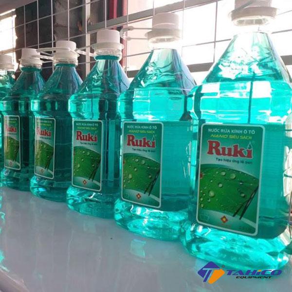Nước rửa kính ô tô Ruki