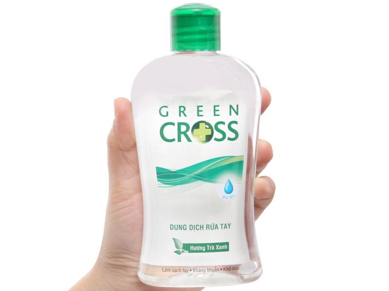 Gel Rửa Tay Diệt Khuẩn Green Cross