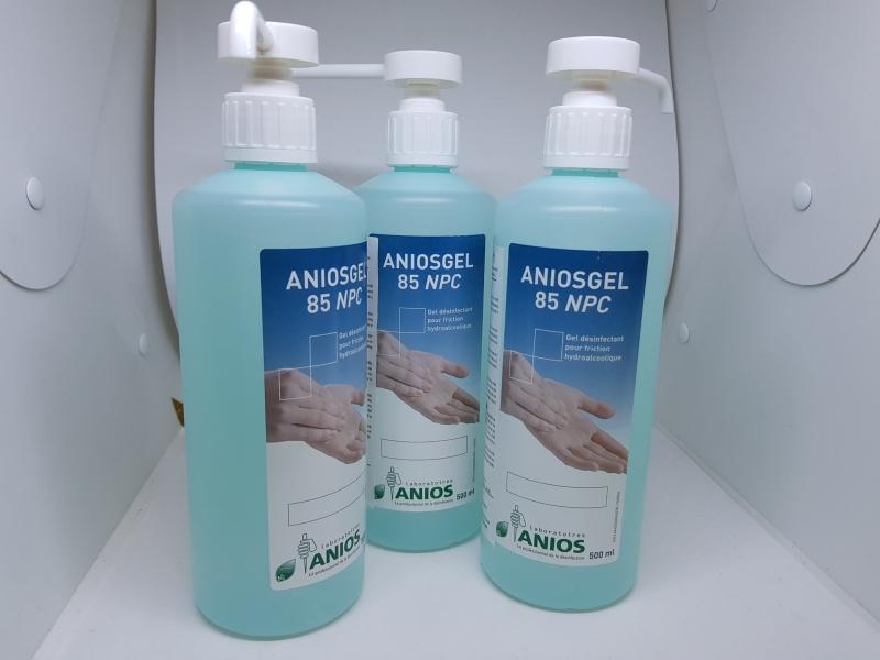 Nước rửa tay khô Anios gel