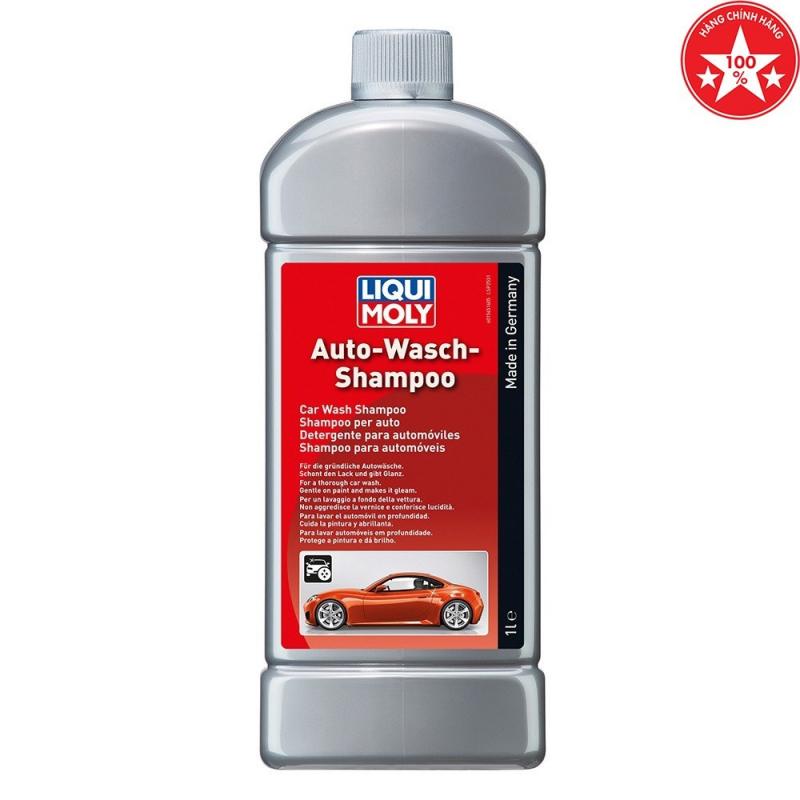NƯỚC RỬA XE LIQUI MOLY CAR WASH SHAMPOO