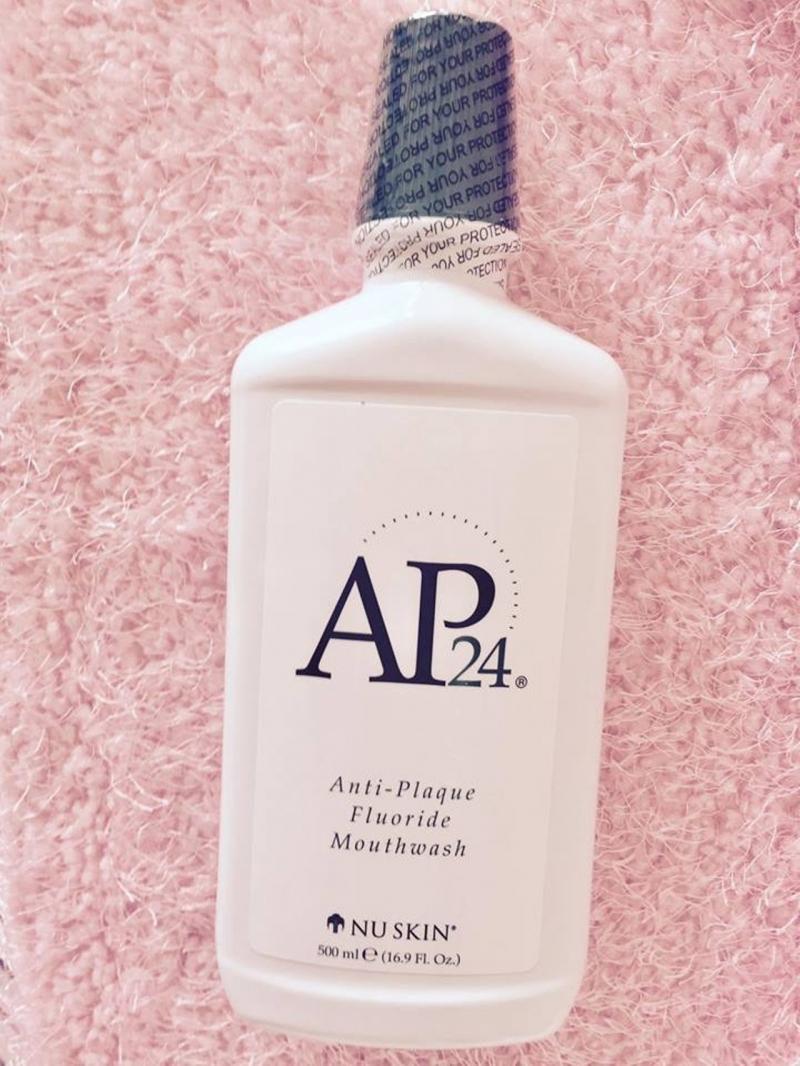 Nước Súc Miệng AP24 Anti-Plaque Fluoride Mouthwash