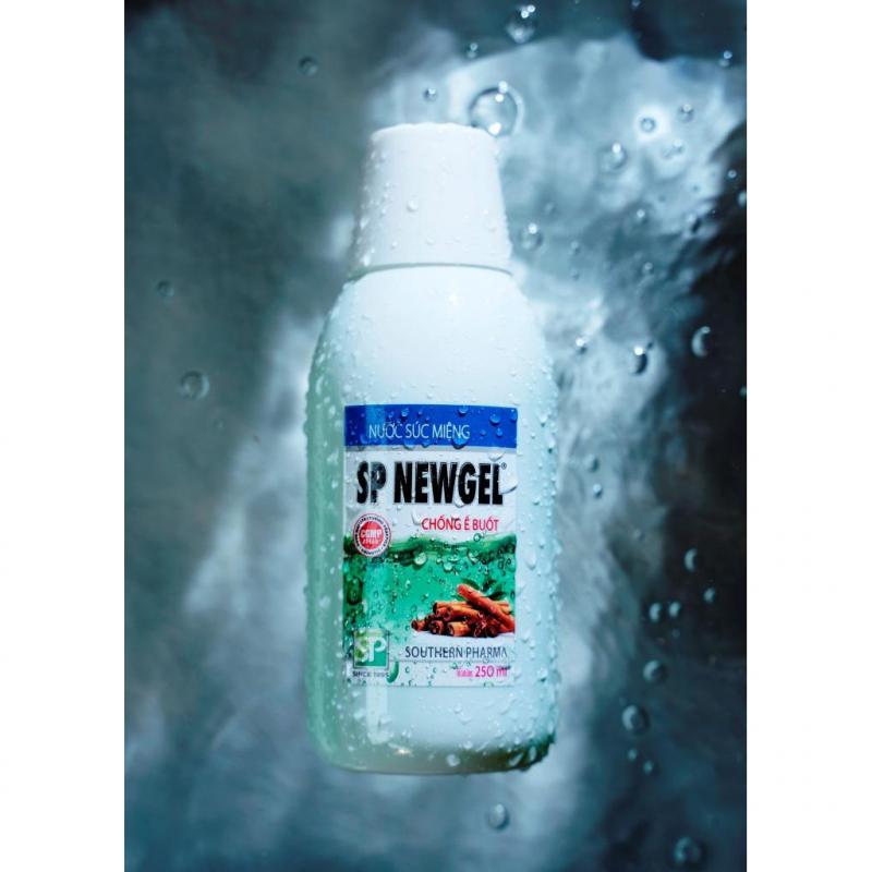 Nước súc miệng chống ê buốt SP Newgel