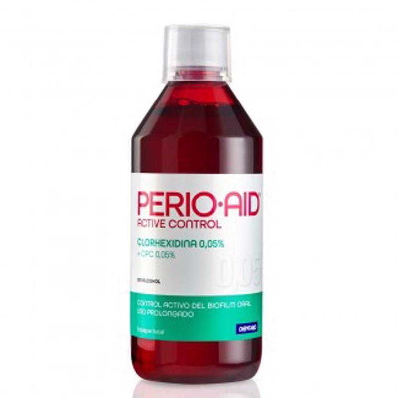 Nước súc miệng ngăn mảng bám Perio-Aid Active Control