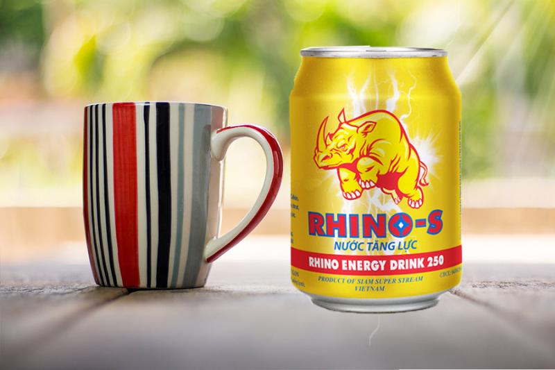 Nước tăng lực Rhino