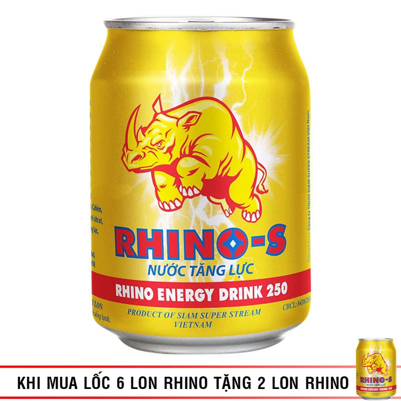 Nước tăng lực Rhino-S