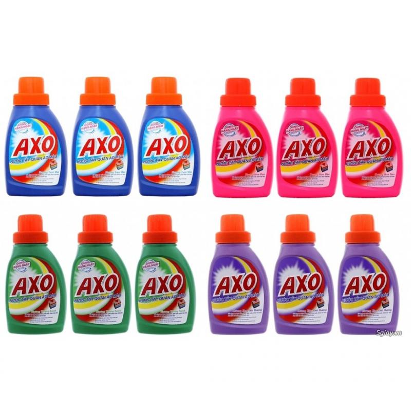 Nước tẩy quần áo AXO