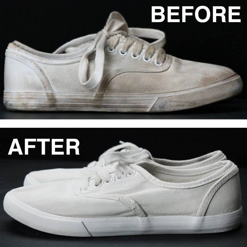 Top 12 mẹo giữ giày trắng tinh như mới có thể bạn chưa biết