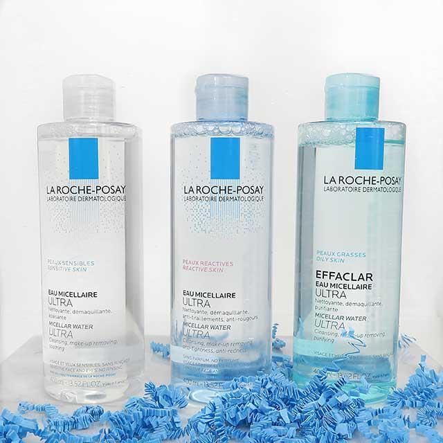 Nước tẩy trang La Roche-Posay Micellar Water