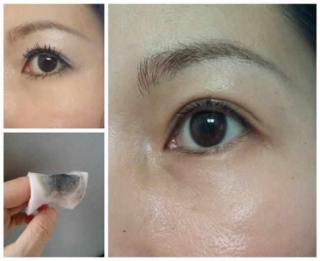 Đây là sản phẩm dành riêng cho vùng da mắt, vô cùng dịu nhẹ và không gây kích ứng, giúp nhẹ nhàng tẩy sạch được những lớp make up cứng đầu mà vẫn đảm bảo an toàn cho da.