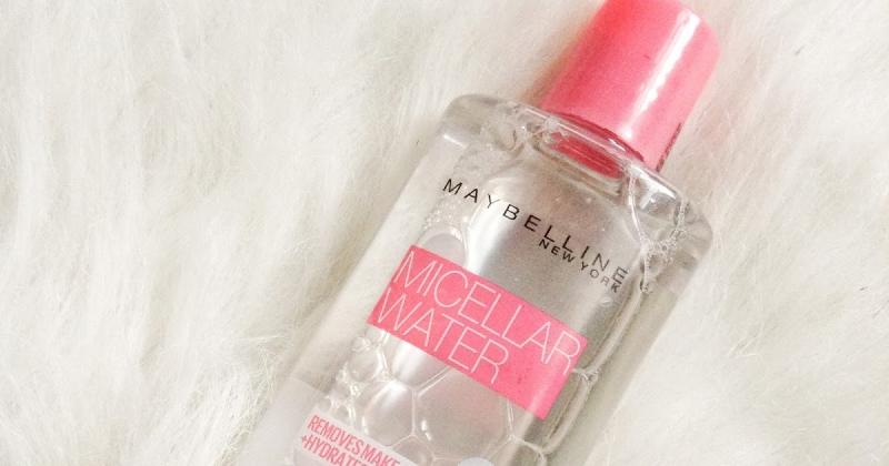 Nước Tẩy Trang Maybelline Micellar Water.