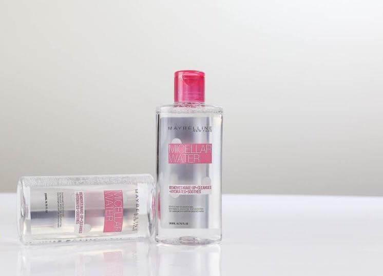 Nước Tẩy Trang Maybelline Micellar Water Removes MakeUp