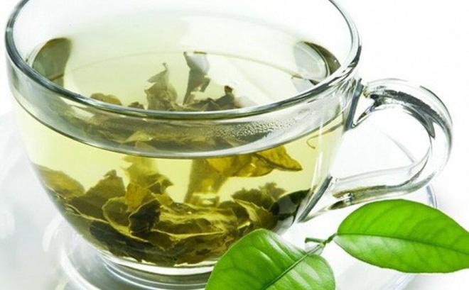 Nước trà xanh giúp tăng đề kháng ngăn ngừa nhiều bệnh tật