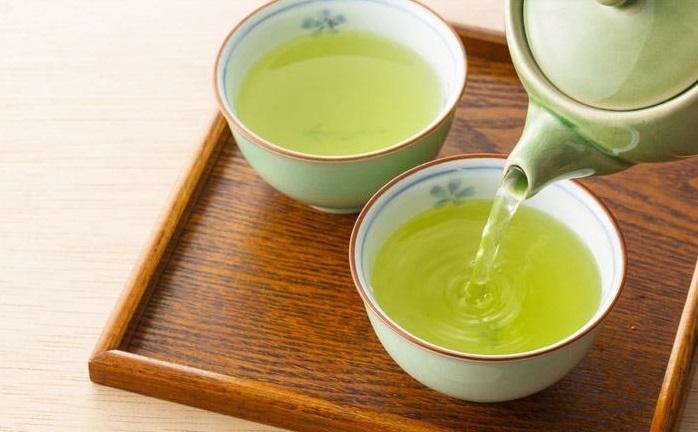 Nước trà xanh giúp giảm cân cực tốt