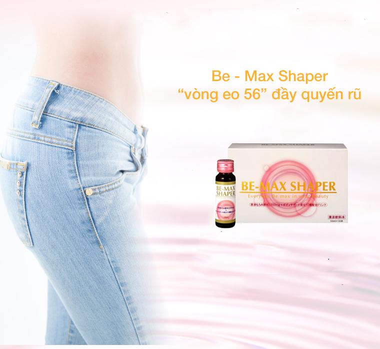 Nước Uống Giảm Béo Be-Max Shaper
