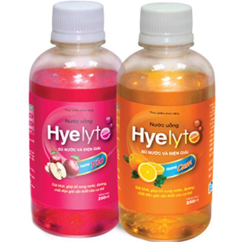Nước uống Hyelyte bù nước và điện giải